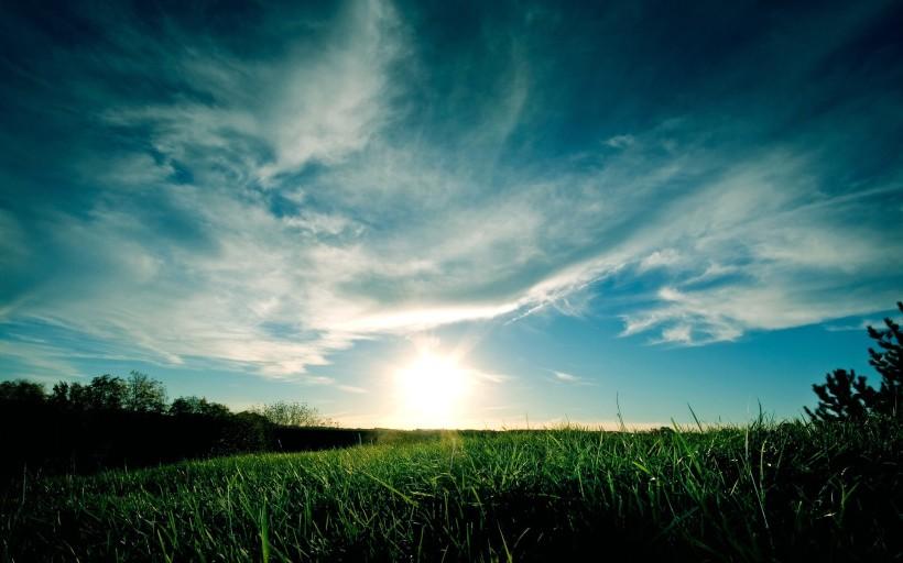 sunrise-over-the-green-field-nature-hd-wallpaper-1920x1200-3827