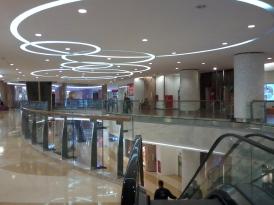 Di dalam Mall