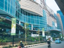Penampakan depan Kuningan City Mall (www.snipview.com)
