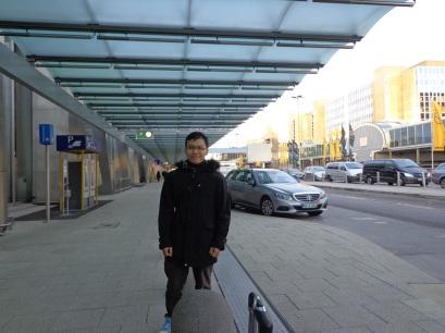 Frankfurt- Germany