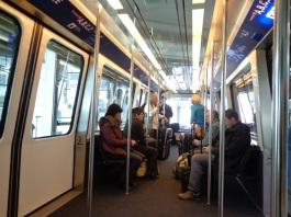 kondisi di dalam monorail