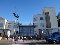Ospedale Gaslini, Gerbang depan