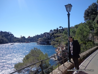 First Amazing Sight of Portofino! Masya Allah..