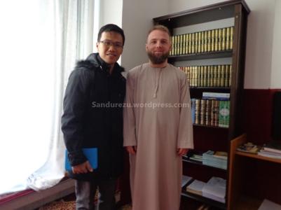 Bersama Imam Anas