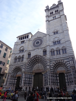 Genova Cathedral