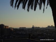 Pemandangan elok Genova di petang hari