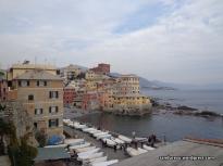 Bocadasse, Genova, tempat romantis di tepian pantai Genova