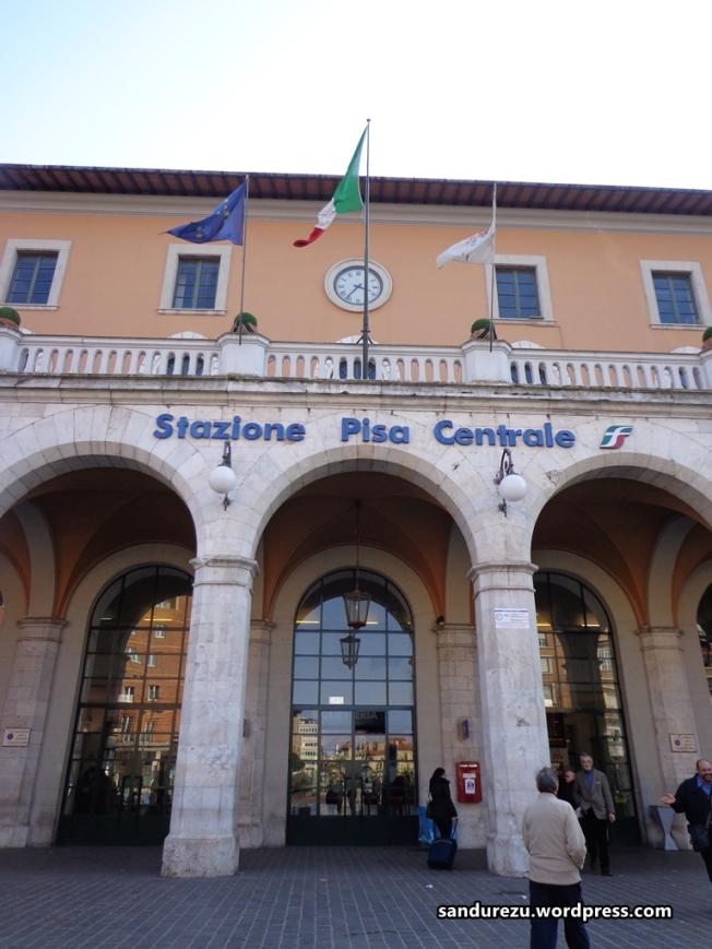 Stasiun Pisa Centrale