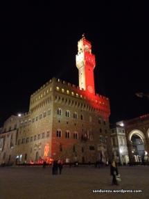 Palazzo Veccio, ikon kota Florence