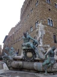 Patung-patung karya seni, Fountain of Neptune