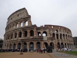 Colosseum, serasa dalam mimpi