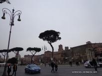 Suasana kota Roma