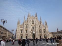 Milano Cathedral, Piazza del Duomo
