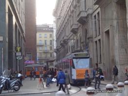 Trem di Milan