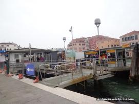 Water Bus Stop di Venice