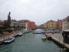 Jembatan-jembatan yang menghubungkan kepingan-kepingan Venice