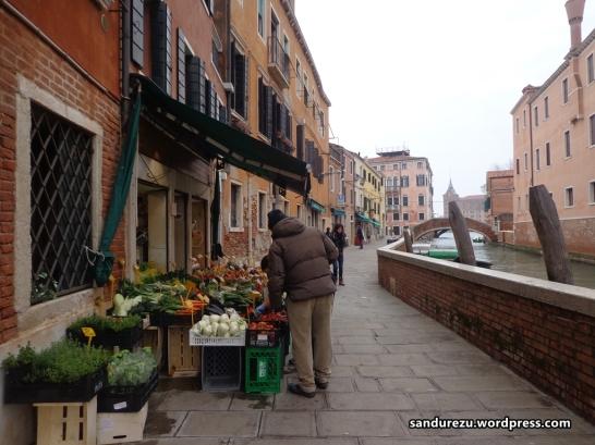 Toko buah dan sayur di Venice