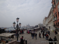 Suasana kota Venice