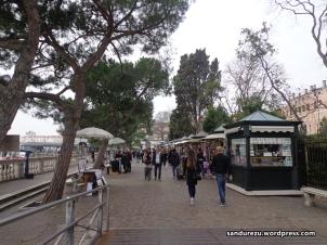 Pedestrian yang menghiasi Venice