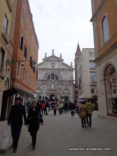Sudut-sudut kota Venice