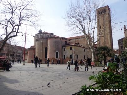 Venice town square.. :)
