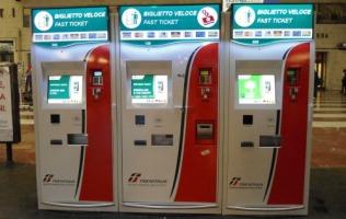 Fast Ticket Machine di stasiun-stasiun Italia, sumber: http://www.florencewebguide.com