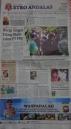 Koran Metro Andalas Edisi Kamis 7 Mei 2015