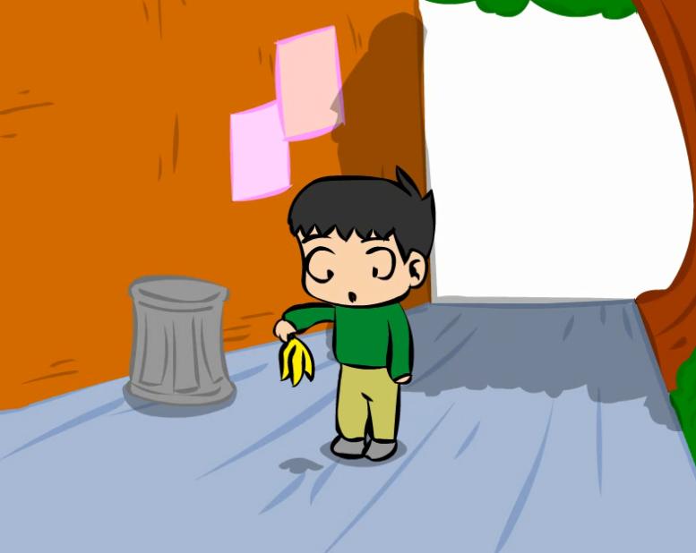 Mirzan Blog S Paling Baru Gambar Kartun Anak Membuang Sampah Pada Tempatnya Di Rumah