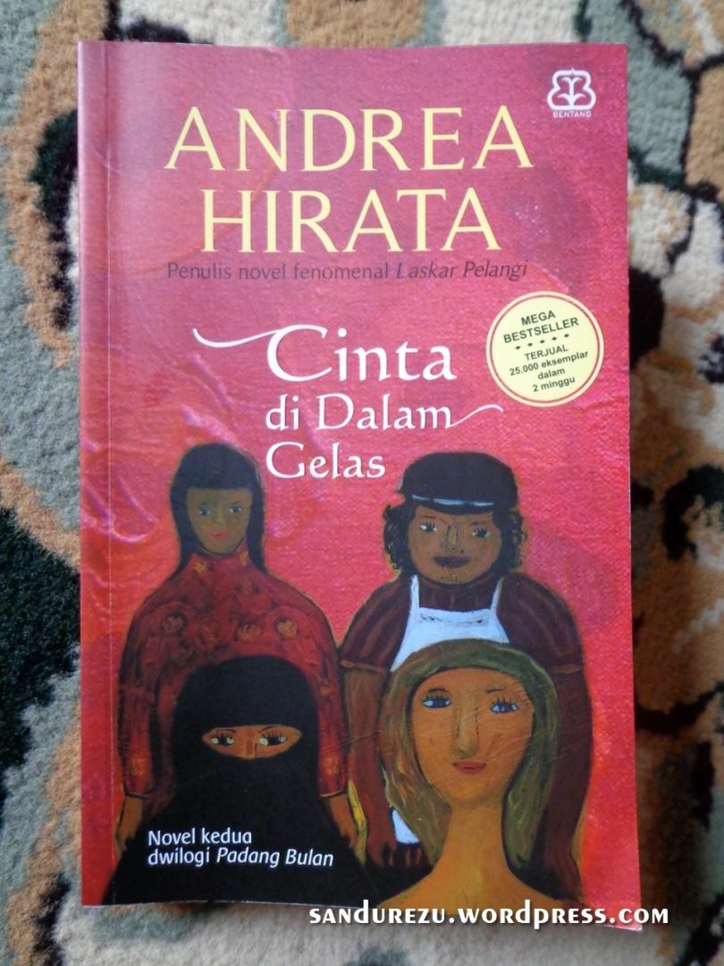 Cinta di Dalam Gelas - Andrea Hirata