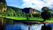 Taman-taman di lembah harau (http://www.palingyess.com)