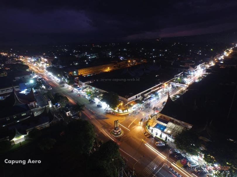 pusat-jajanan-kuliner-malam-kota-payakumbuh