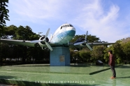 Tugu Pesawat Dakota R1 001 Seulawah