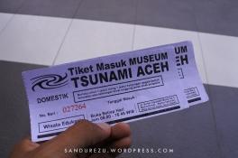 Tiket Masuk Museum Tsunami Aceh