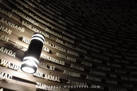 Nama-nama korban tsunami Aceh