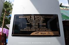 Selamat datang di Situs Tsunami PLTD Apung Aceh