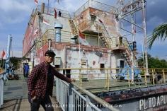 Di atas kapal
